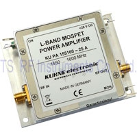 KU PA 155160-25 A, Power Amplifier 1550-1600 MHz 25 W