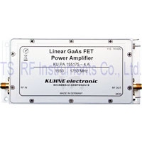 KU PA 155175-4 A, GaAs-FET Power Amplifier 1550-1750 MHz 4 W
