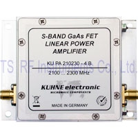 KU PA 210230-4 B, GaAs-FET Power Amplifier 2100-2300 MHz 4W