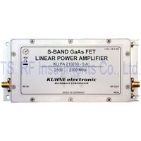KU PA 210230-5 A, RF Power Amplifier 2100-2300MHz 5W