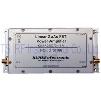 KU PA 240270-4 A, GaAs-FET Power Amplifier 2400-2700MHz 4W