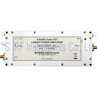 KU PA 200270-8 A, GaAs FET Power Amplifier 2000-2700 MHz 8W