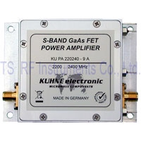 KU PA 220240-9 A, GaAs Power Amplifier 2200-2400MHz 9W