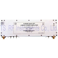 KU PA 250270-20 A, GaAs-FET Power Amplifier 2500-2700MHz 20W