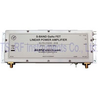 KU PA 210230-20 B, GaAs-FET power amplifer 2100-2300MHz 20W