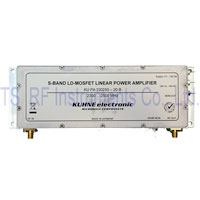 KU PA 230250-20 B, GaAs FET Power Amplifier 2300-2500MHz 20W