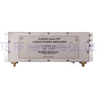 KU PA 250270-20 B, GaAs-FET Power Amplifier 2500-2700MHz 20W
