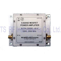 KU PA 230250-40 A, MOSFET-Power Amplifier 2300-2500MHz 40W