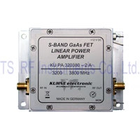 KU PA 320380-2 A, RF Power Amplifier 3200-3800MHz 2W