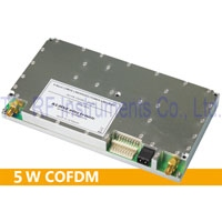 KU PA 330360-40 LIN, LDMOS Power Amplifier 3300-3600MHz 5W COFDM
