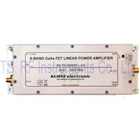 KU PA 340360-4 A, RF Power Amplifier 3400-3600MHz 4W
