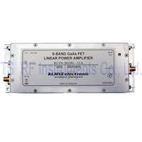 KU PA 340360-13 A, power amplifier 3400-3600MHz 13W