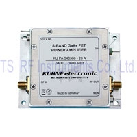 KU PA 340360-20 A, RF Power Amplifier 3400-3600MHz 20W