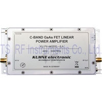 KU PA 440500 - 6 A, Linear RF Power Amplifier 4400-5000MHz 6W