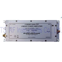 KU PA 510590-10 A, RF Power Amplifier 5100-5900MHz 10W