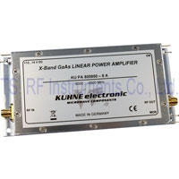 KU PA 800850-8A, Power Amplifier 8000-8500MHz 8W