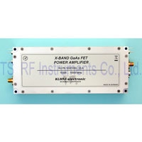 KU PA 10301050-55 A, RF Power Amplifier 10300-10500MHz 55W