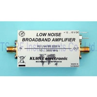 KU LNA BB 3000 A, Low Noise Broadband Amplifier 10-3000MHz