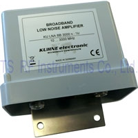 KU LNA BB 3000 N-TM, Low Noise Broadband Amplifier 10-3000MHz