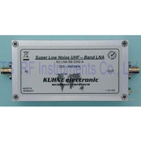 KU LNA BB 2240 A, Low Noise Broadband Preamplifier 225-400MHz