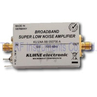 KU LNA BB 050700 A, Broadband Low Noise Amplifier 500-7000MHz.