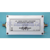 KU LNA BB 1020 A, Low Noise Broadband Amplifier 1000-2000MHz