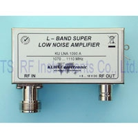 KU LNA 1090 A, selective low noise amplifier 1070-1110MHz