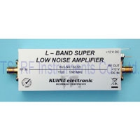 KU LNA 152 AH, Super Low Noise Amplifier 1520-1560MHz