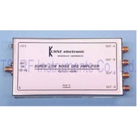 KU LNA 1575 4 SMA, Super Low Noise Amplifier 1565-1585MHz