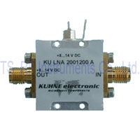 KU LNA BB 2001200 A, Low Noise Amplifier 2000-12000MHz