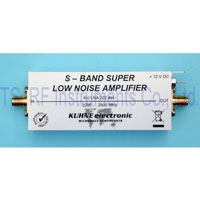 KU LNA 222 AH, Super Low Noise Amplifier 2200-2400MHz