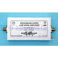 KU LNA BB 2227 A, Low Noise Broadband Amplifier 2200-2700MHz