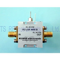 KU LNA 4450 B, Super Low Noise Amplifier 4400-5000MHz