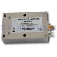 KU LNA 8000 B WG, Super Low Noise Amplifier 8000-8450MHz