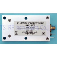 KU LNA 10001100 A, Super Low Noise Preamplifier 10000-11000MHz