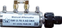 Manual Attenuator