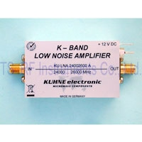 KU LNA 24002600 A, Super Low Noise Amplifier 24000-26000MHz