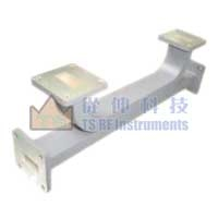 Broadwall Directional Coupler - 4 WG Ports